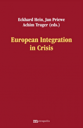 European Integration in Crisis