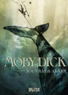 """Moby Dick"", in der Graphic Novel Fassung von Jouvray & Alary"