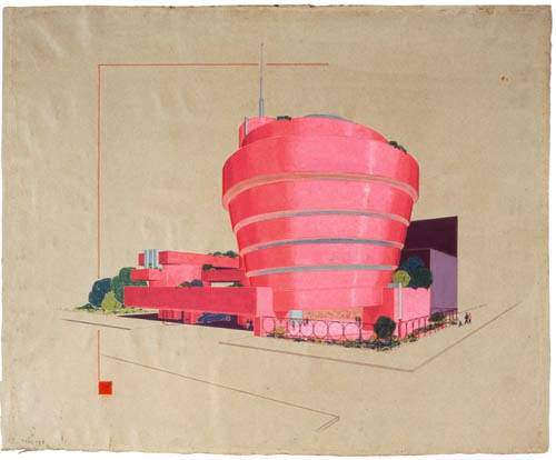 aus Frank Lloyd Wright, Complete Works 1943-1959
